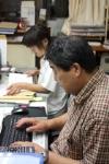 当社会保険労務士事務所のお客様写真
